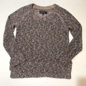 Rag & Bone Multicolored Loose Knit Sweater